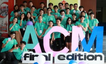 UIT held the Algorithmic Programming Contest – UIT ACM