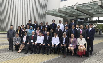UIT's President attended the 8th Asian Universities Forum
