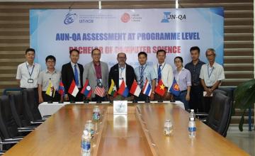 Computer Science Program met AUN-QA Standards