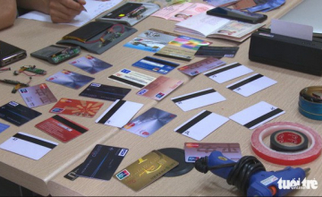 Warning the risk of ATM Card Fraud