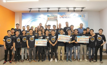 "UIT's students were ranked the First and Third place at the ""Vietnam Smart Energy Hackathon 2019"""