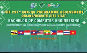 AUN-QA Program Assessment on the Computer Engineering Program 6 – 10 September 2021