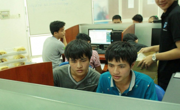 The twin brothers together conquered the informatics prize