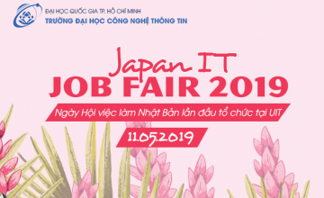 Announcement of the Japan IT Job Fair 2019