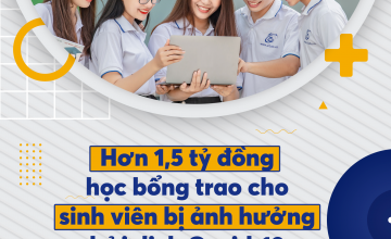 Over $VND1.5 billion in scholarships has been allocated  to Covid-19 pandemics-affected students